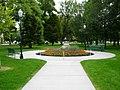 Garden at Salt Lake City and County Building UT - panoramio.jpg