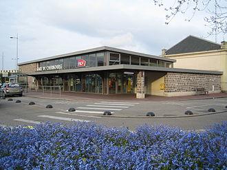 Gare de Cherbourg - Image: Gare cherbourg