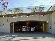 Rosa parks paris rer wikipedia - Paris rosa parks ...