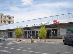 Image illustrative de l'article Gare de Châlons-en-Champagne