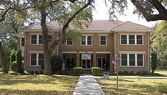 John Nance Garner House - The John Nance Garner House