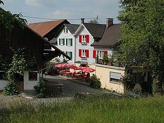 Schellenberg Municipality in Unterland, Liechtenstein