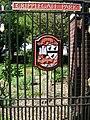 Gate, Cripplegate Park, Worcester - geograph.org.uk - 1329819.jpg
