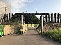Gate near Exhibition Room in Yoshinogari Historical Park.jpg
