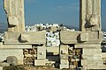 Gate of Temple of Apollo, Palatia and akropolis of Naxos Town, 530 BC, 144162.jpg