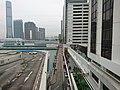 Gateway Boulevard viewed from Ocean Terminal.jpg