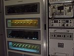 Gateway to space 2016, Budapest, the Destiny modul (model) 5.jpg