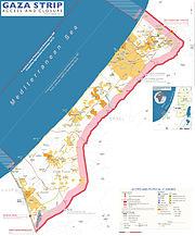 Gaza closure December 2012