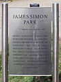 Gedenktafel James-Simon-Park (Mitte) James Simon.jpg