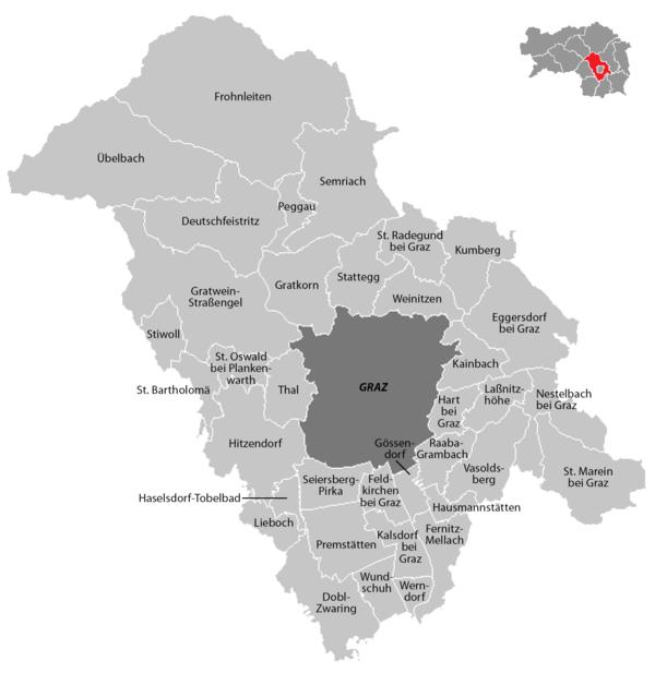 Bezirk Graz Umgebung Wikipedia