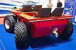 Geneva MotorShow 2013 - Croco amphibuous all-terrain vehicle back.jpg
