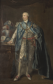 George 1st Marquess of Buckingham as Grand Master of the Order of St Patrick.png