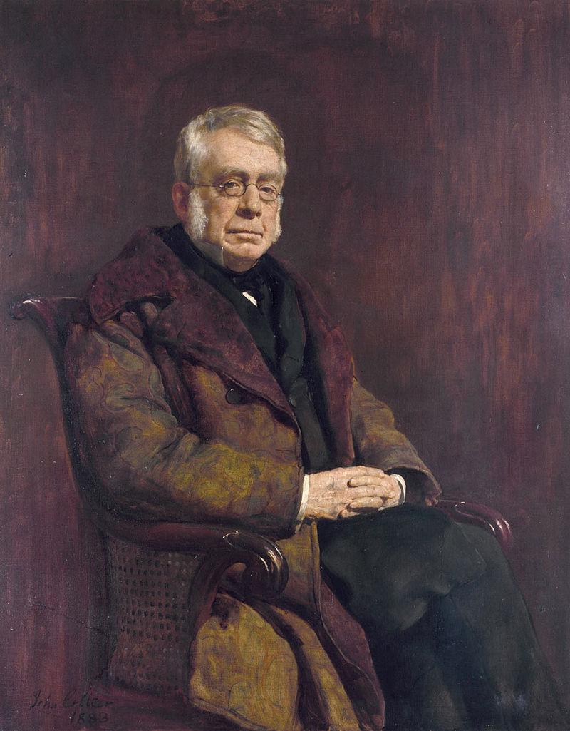 George Biddell Airy (1801-1892), by John Collier.jpg