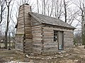 George Boxley Cabin, southern and western sides.jpg