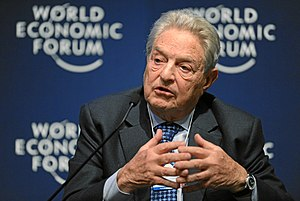 George Soros - World Economic Forum Annual Meeting 2011.jpg
