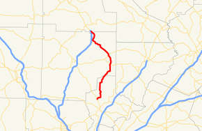 Georgia state route 372 map.png