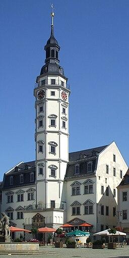 Gera Rathaus 2008 2