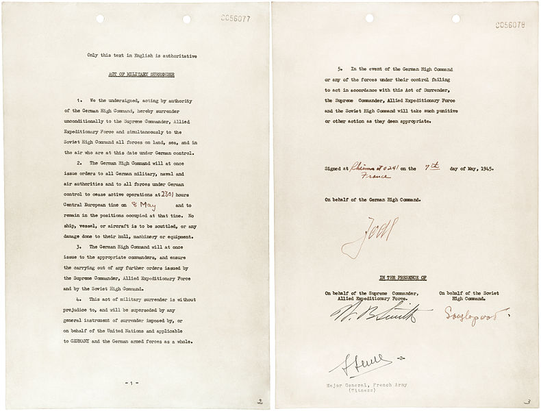 File:German instrument of surrender2.jpg