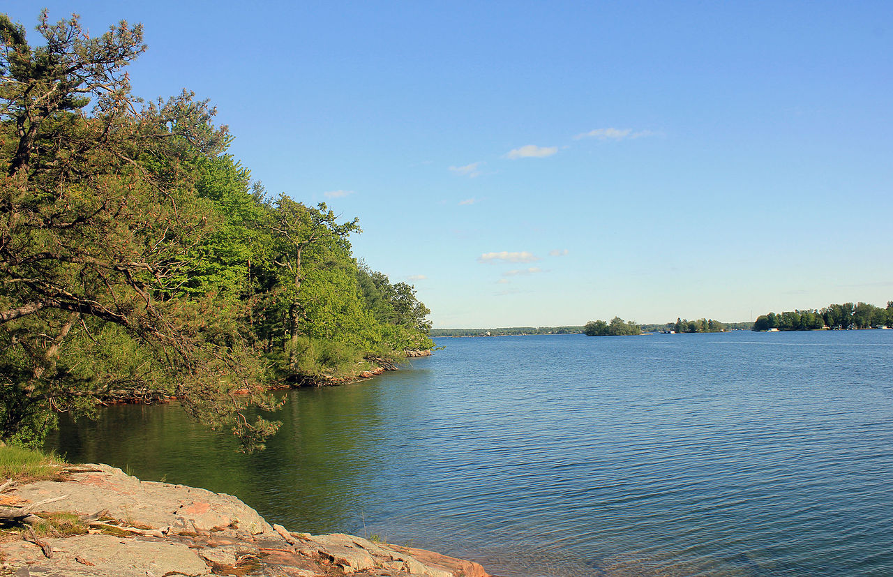 Wellesley Island State Park Best Area