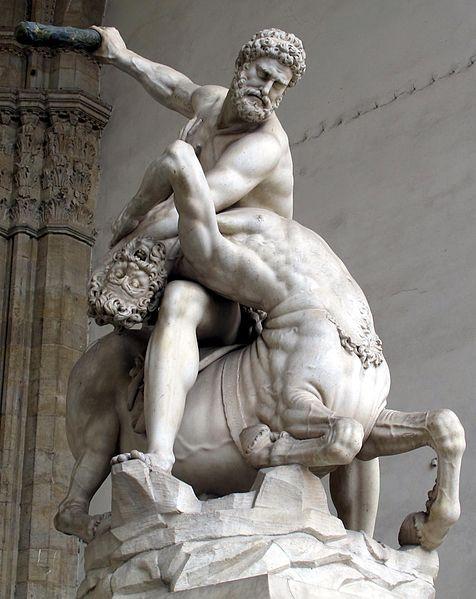 File:Giambologna, ercole e il centauro nesso 01.JPG