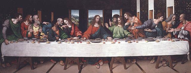 La última cena de Leonardo Da Vinci, Análisis artístico