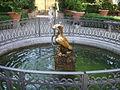 Giardino vivarelli colonna, vasca.JPG
