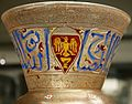 Gilded and enamelled mosque lamp - detail.jpg