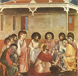 Foot washing - Wikipedia, the free encyclopedia