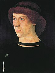 Portrait of Joerg Fugger