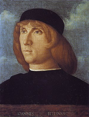 Giovanni Bellini - Self-portrait