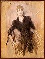 Giovanni boldini, ritratto femminile (ritratto con abito nero seduta di fronte), 1890 ca. 01.jpg