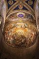 Giovanni coli e filippo gherardi, gloria di san regolo, affreschi del catino absidale del duomo di lucca, 1681, 02.JPG