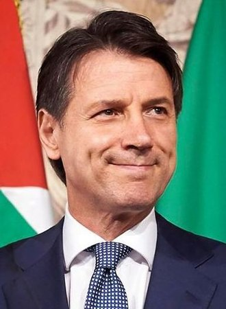 Conte Cabinet - Image: Giuseppe Conte Official (cropped)