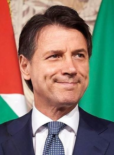 Giuseppe Conte Official (cropped)