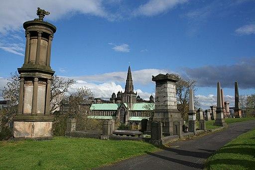 Glasgow Necropolis 10