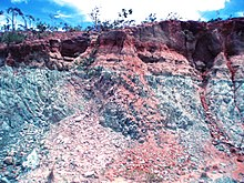 Greensand wikipedia for Rocks and soil wikipedia
