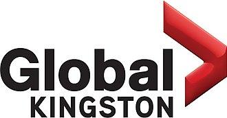 CKWS-DT - Image: Global Kingston logo
