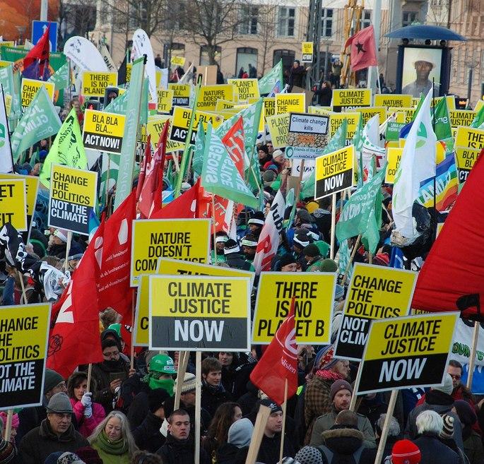Global action day copenhagen