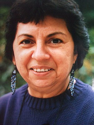 Chicana feminism - Gloria Evangelina Anzaldúa (September 26, 1942 – May 15, 2004)