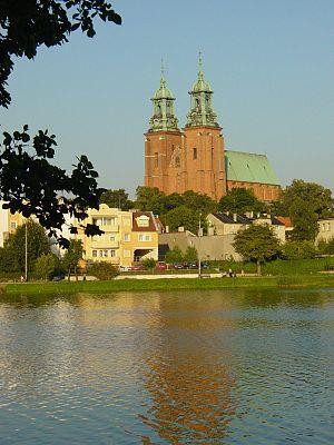 Hippolytus (archbishop of Gniezno) - Gniezno Cathedral where Hippolytus was Archbishop