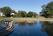 Goch, rivier (de Niers)-der Dr. Terordeweg foto4 2016-08-24 17.50.jpg