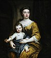 Godfrey Kneller (1646-1723) - Portrait of an Unknown Woman and Child (possibly Lady Rachel Russell, 1674–1725, Duchess of Devonshi - 1129136 - National Trust.jpg