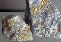 Gold and quartz (Holy Terror Mine, Keystone, Black Hills, South Dakota, USA) 7 (16600098853).jpg