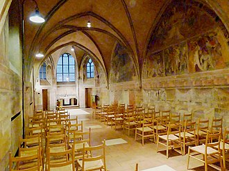Fugger - Fugger chapel of 1509 at St. Anne's Church, Augsburg