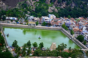Shravanabelagola - Shravanabelagola Pond