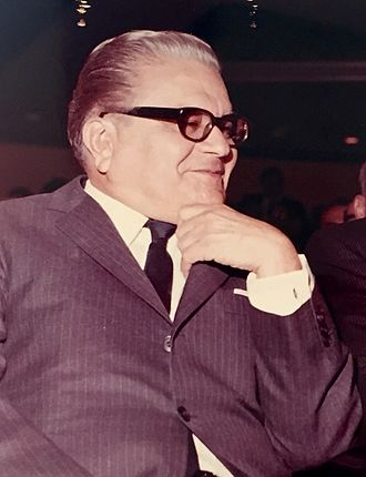 Gonzalo Barrios (politician) - Image: Gonzalo Barrios 1968