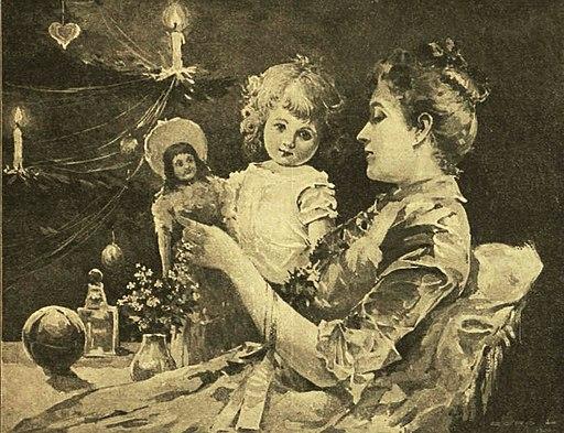 GoróLajos-Under the christmas tree