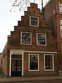 Gorinchem - rijksmonument 16679 - Westwagenstraat 77 20120311.jpg