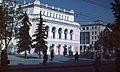 Gorky city. Drama theatre and Moskva Hotel on Sverdlov Street.jpg
