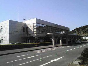 Fukue Airport - Image: Gotoh fukue airport